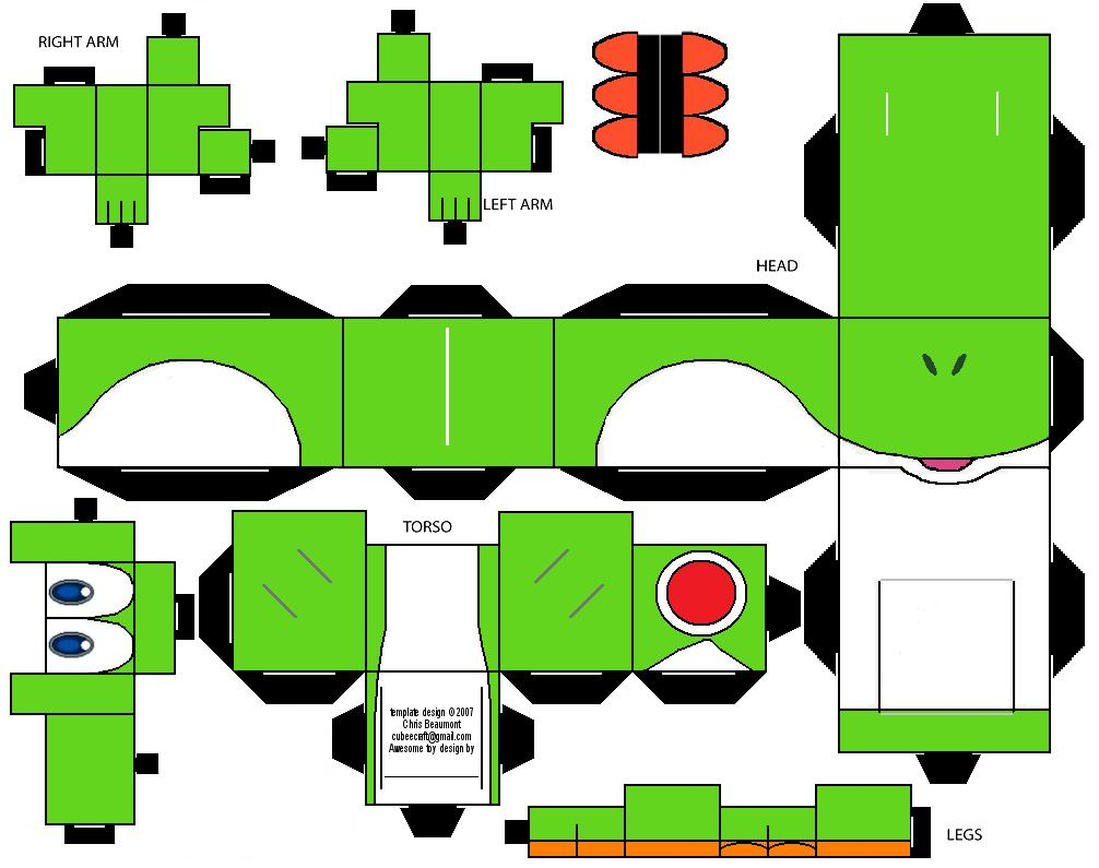 yoshi_cubeecraft_by_riffshepete-d7kw0vb